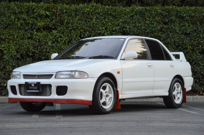 1994 Mitsubishi Lancer Evolution II GSR For Sale