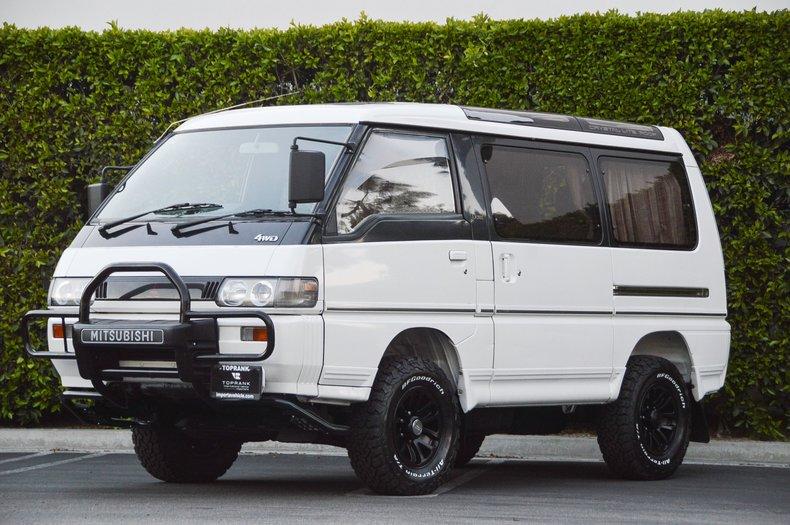 1992 Mitsubishi Delica For Sale