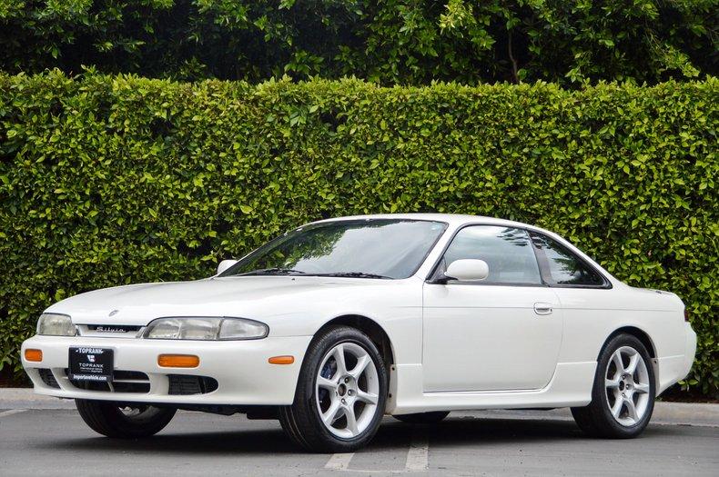 1994 Nissan Silvia For Sale