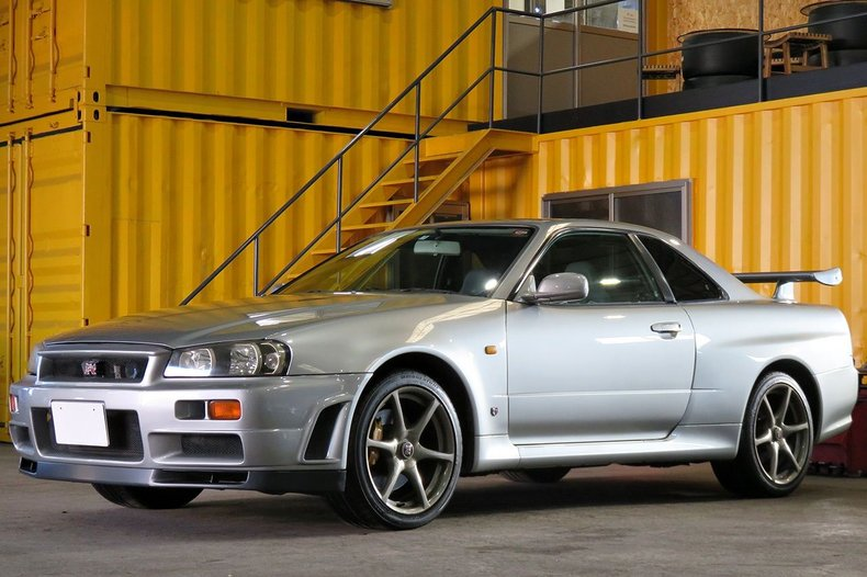 1999 Nissan Skyline GT-R For Sale