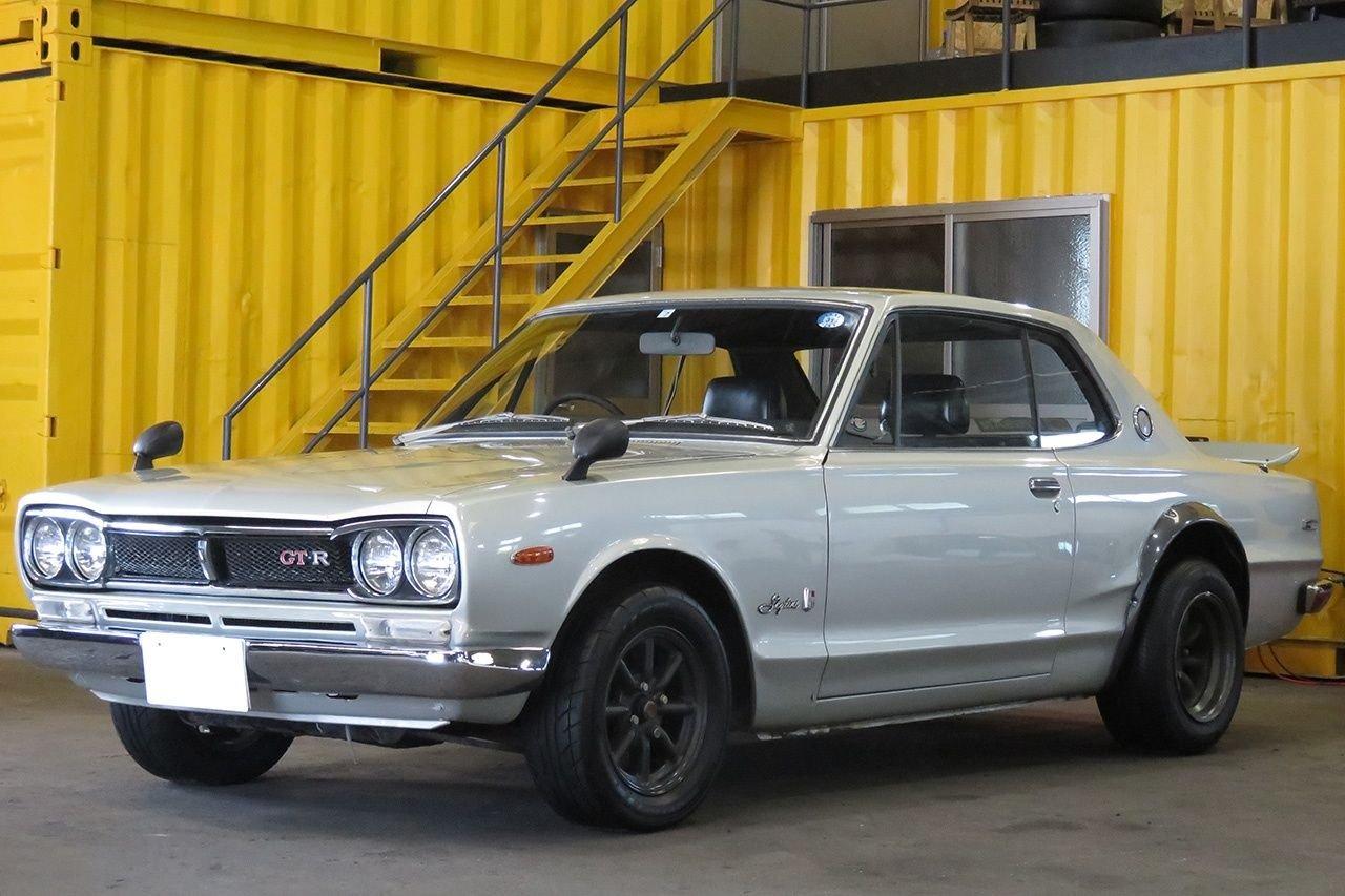 1971 Nissan Skyline GT-R