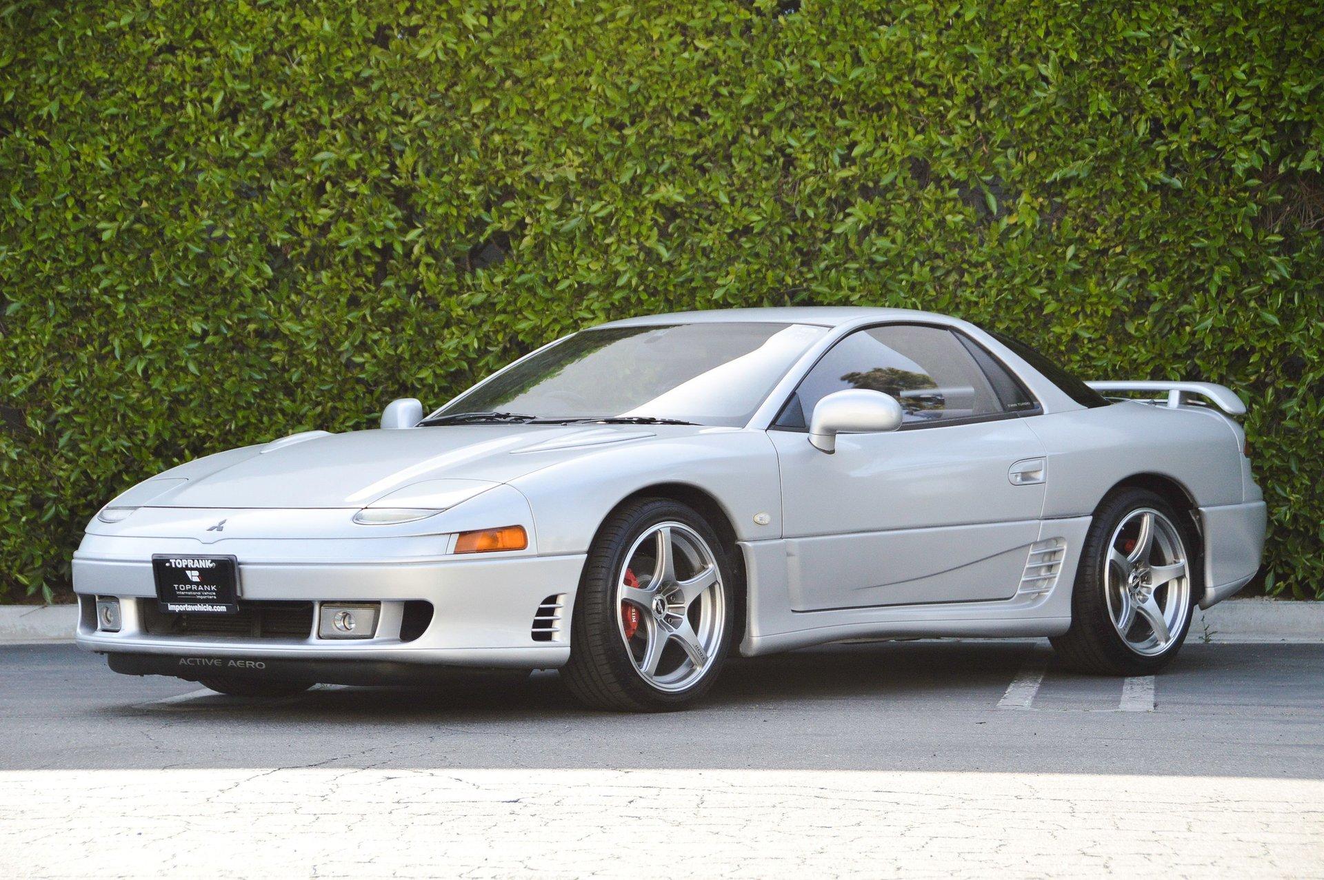 1992 Mitsubishi GTO