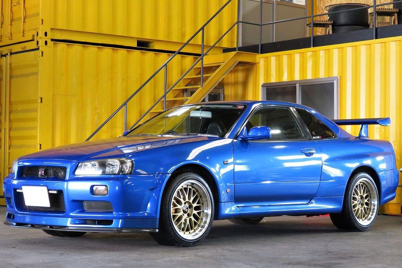 2001 Nissan Skyline GT-R
