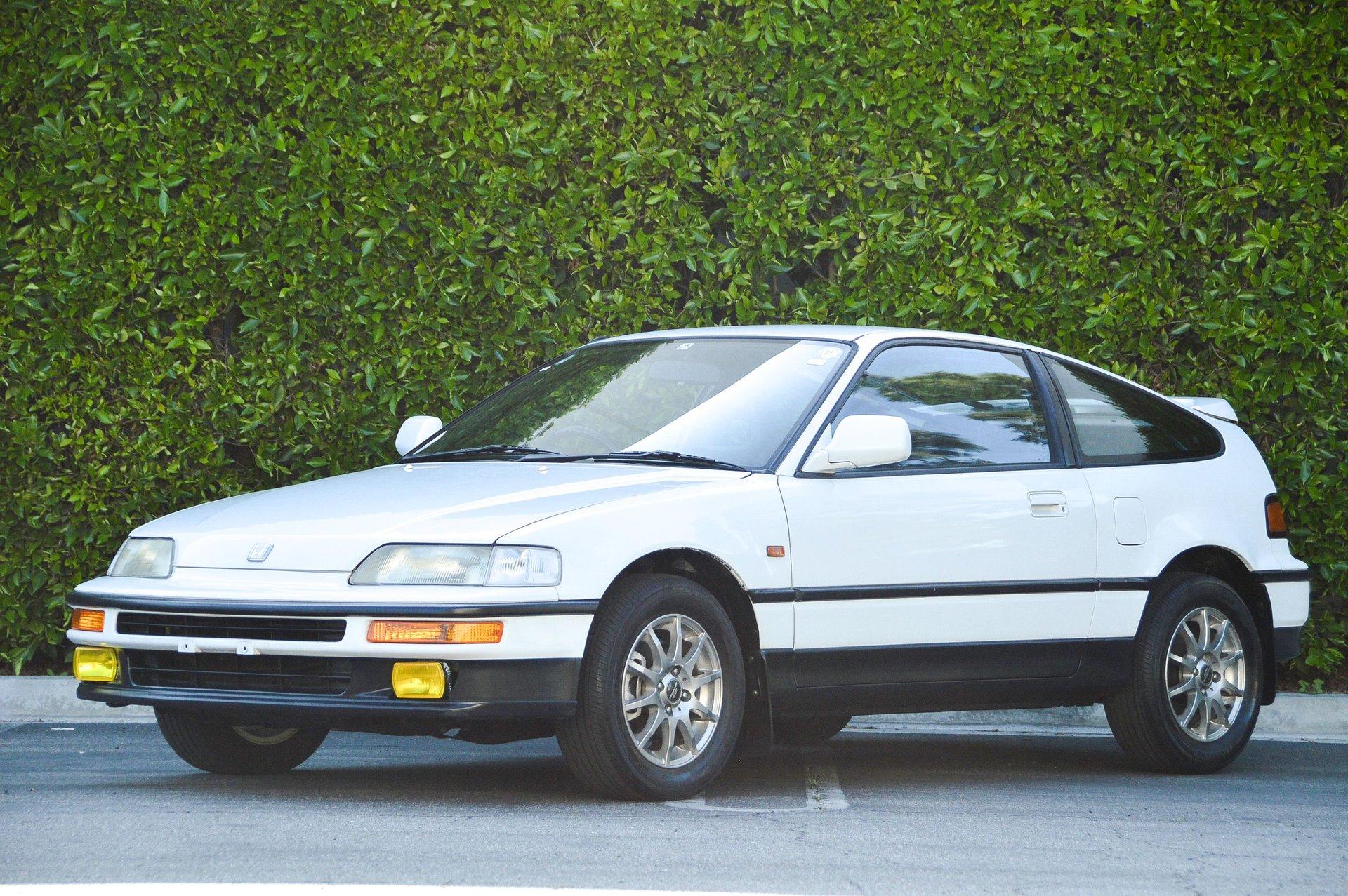 1991 Honda CRX-SiR
