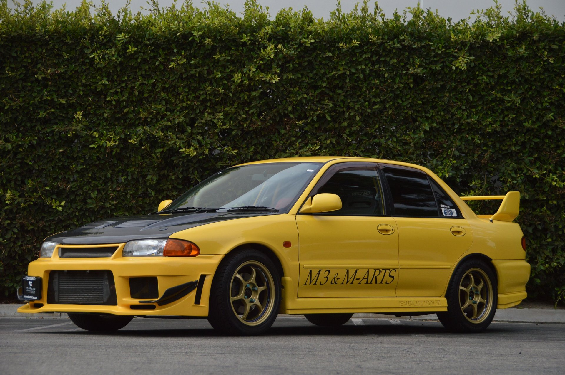 1995 Mitsubishi Lancer Evolution