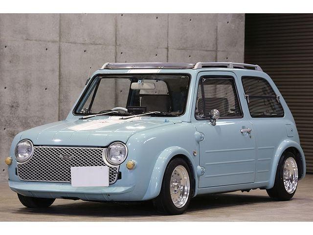 International Vehicle Importers >> 1989 Nissan Pao | Toprank Importers