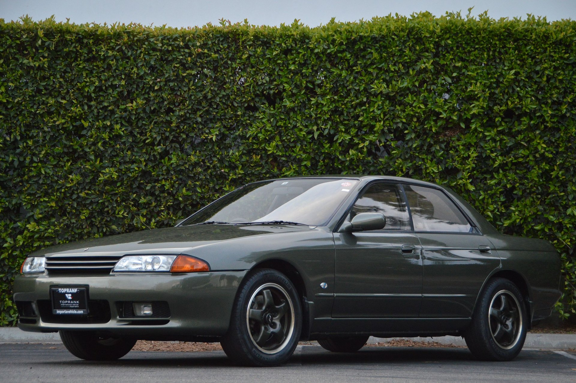 1992 Nissan Skyline Autech RB26DE