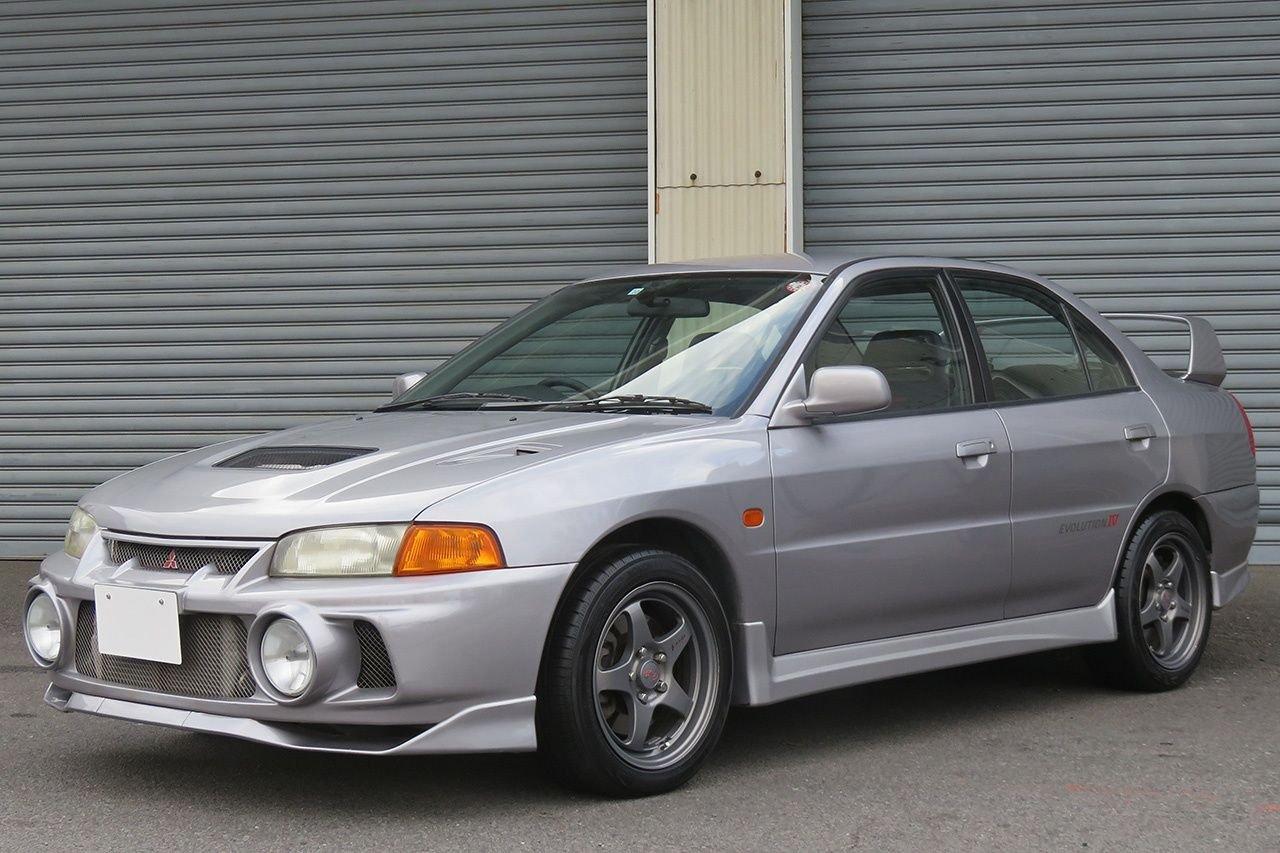 1996 Mitsubishi Lancer Evolution