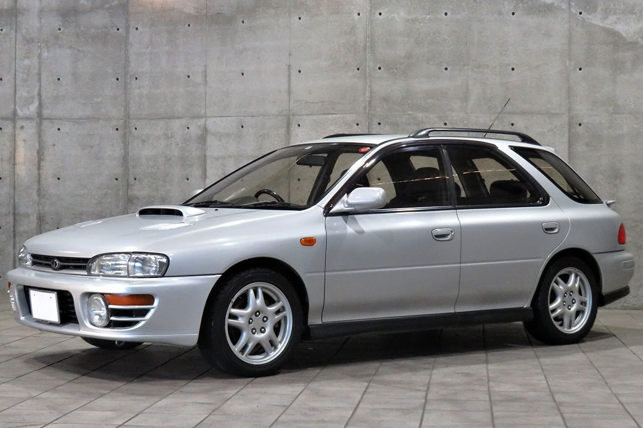 1996 Subaru WRX Impreza Sports Wagon