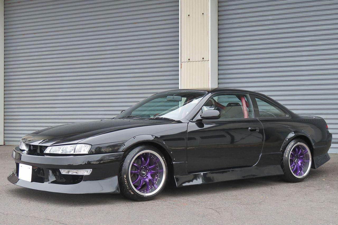 1996 Nissan Silvia