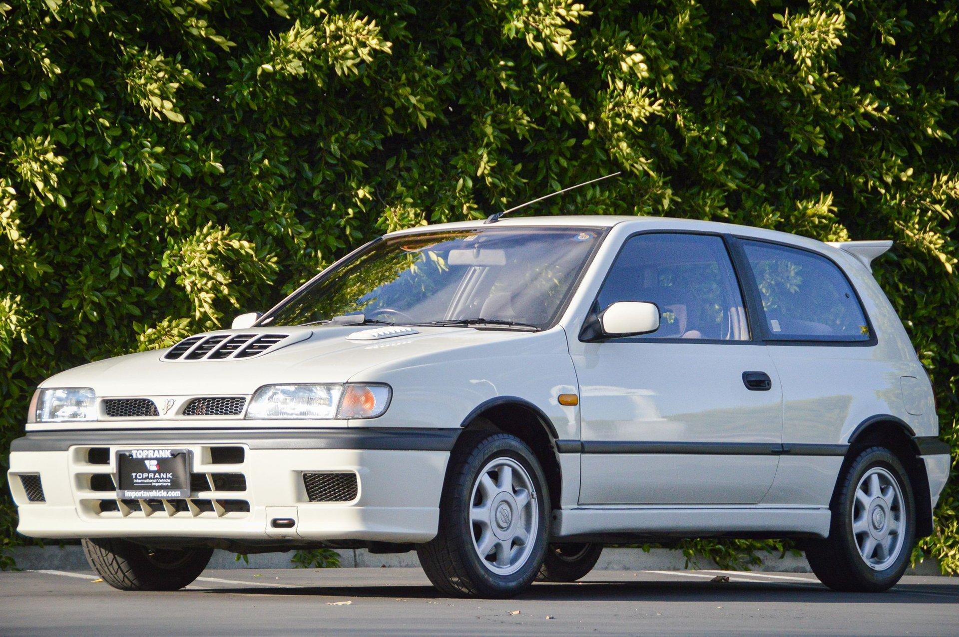 1991 Nissan Pulsar