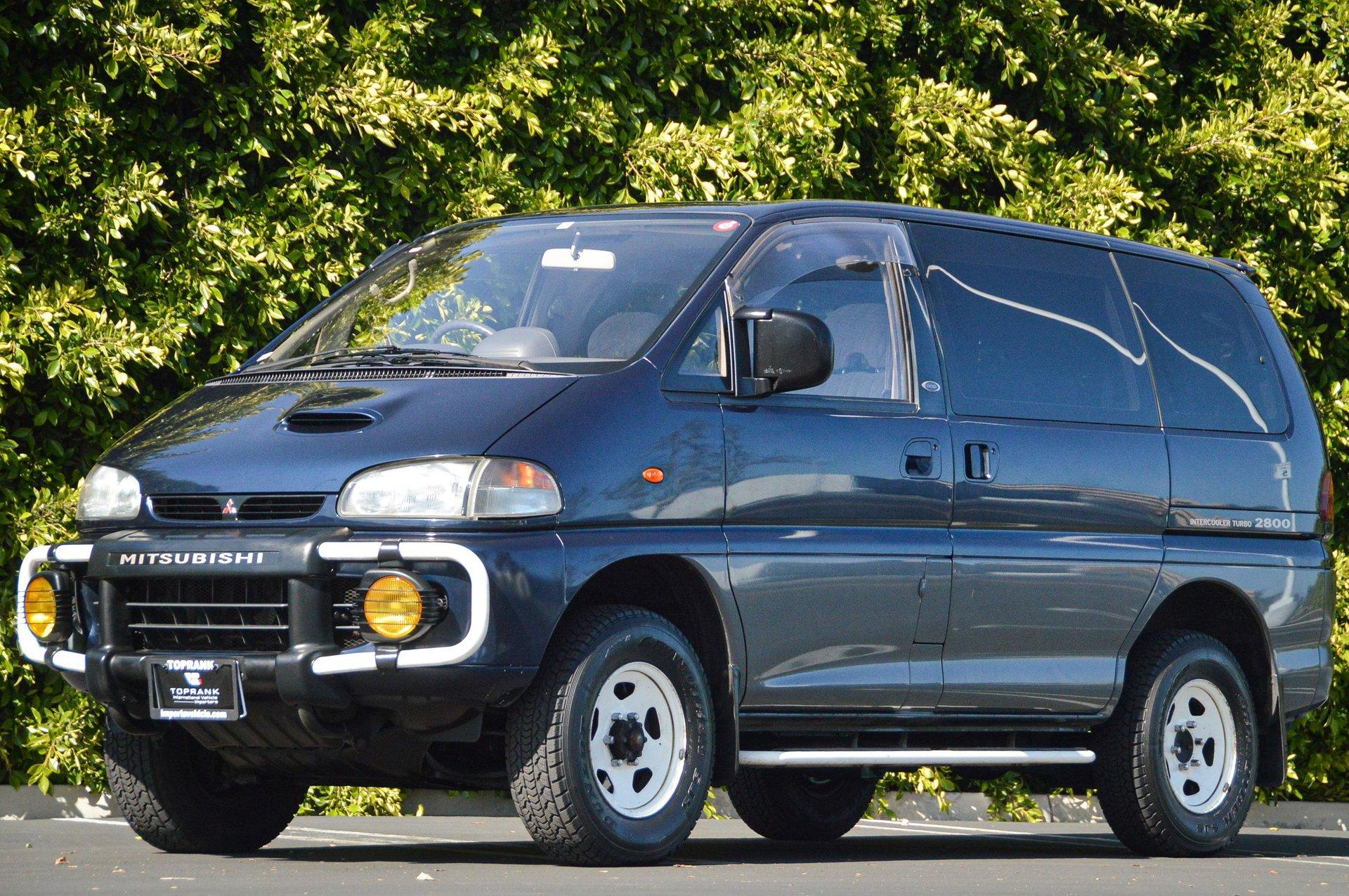 1996 Mitsubishi Delica