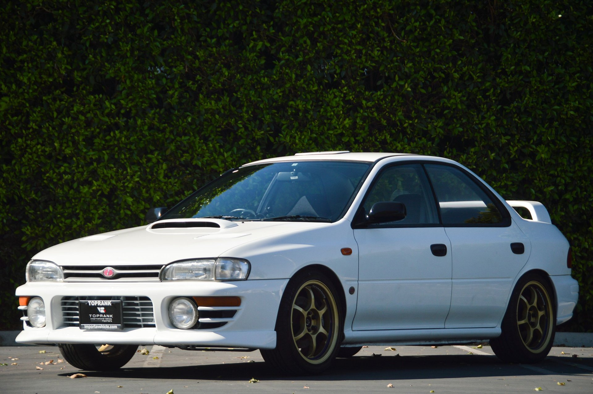 1996 Subaru Impreza WRX STI RA