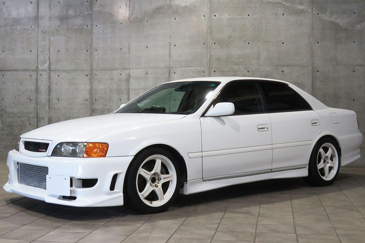 2000 Toyota Chaser Tourer V