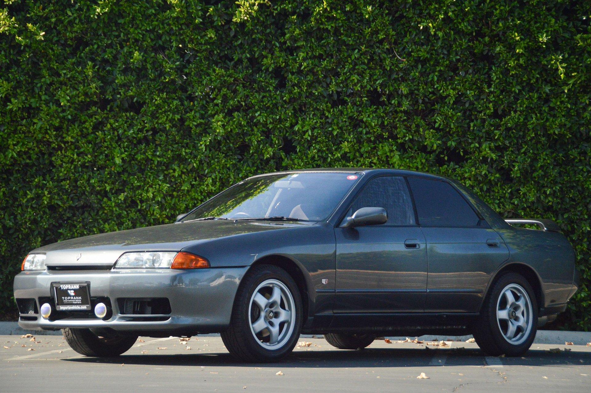 1991 Nissan Skyline GTS-T 4DR