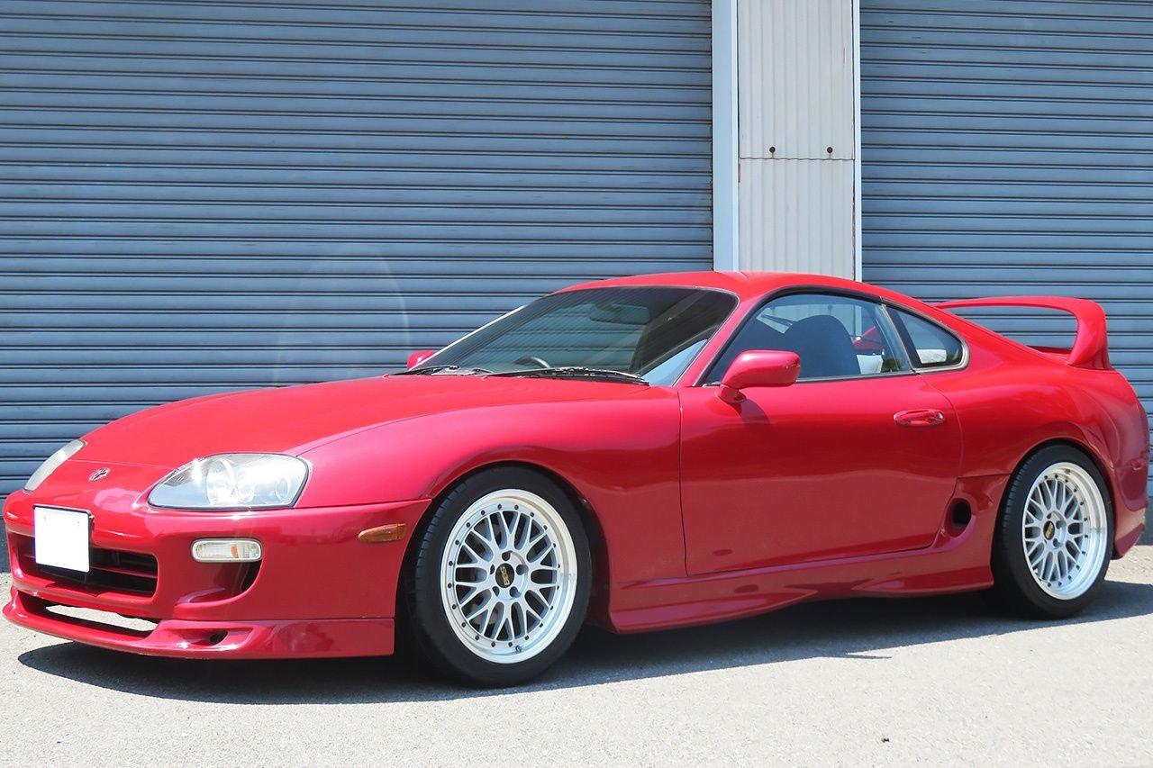 2000 Toyota Supra