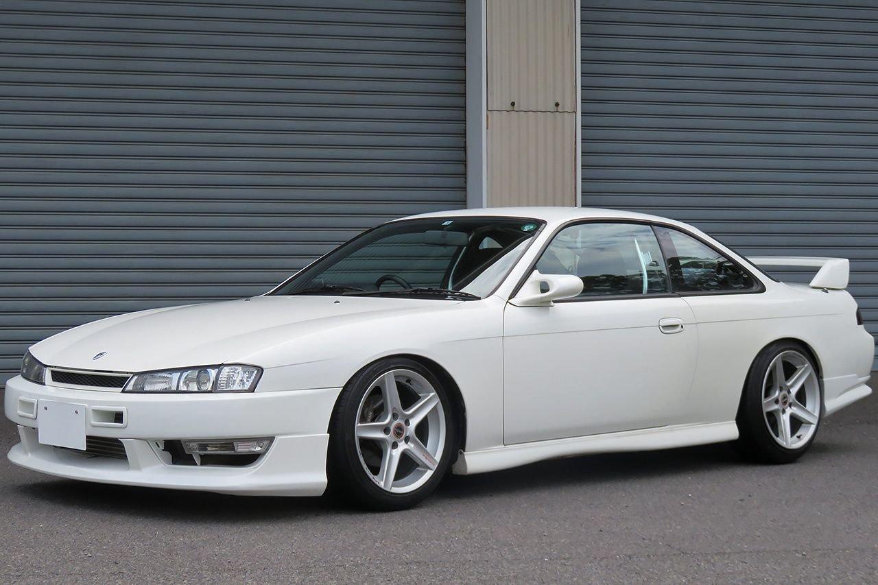 1997 Nissan Silvia
