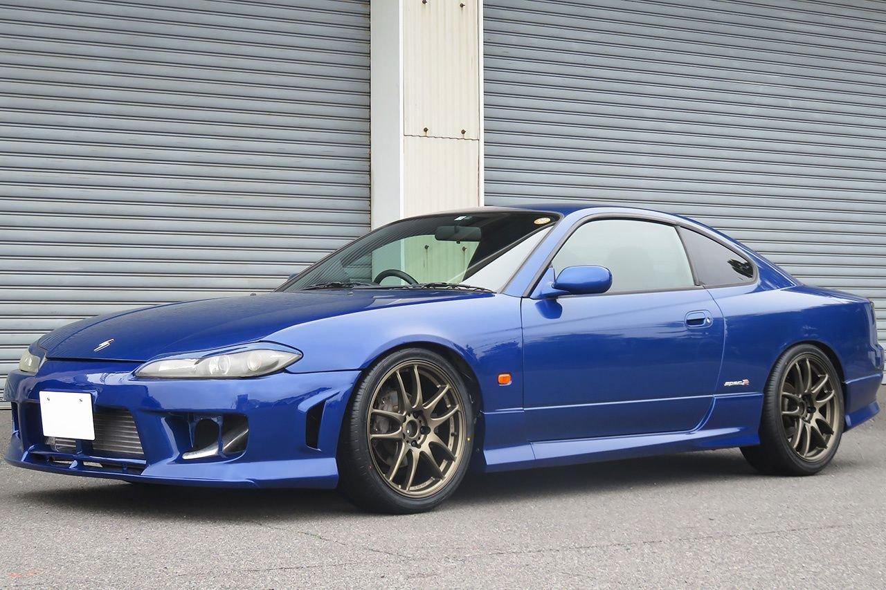 2002 Nissan Silvia