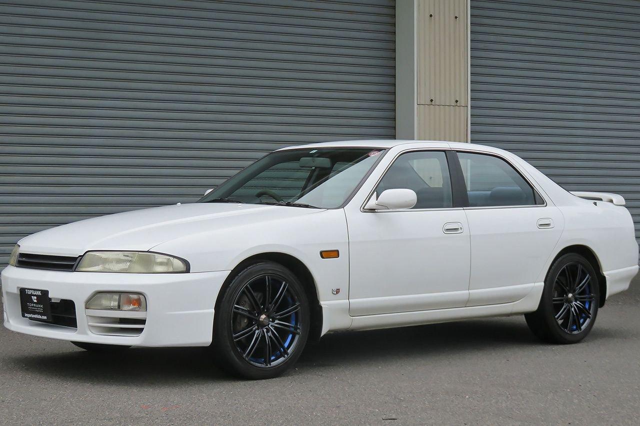 1996 Nissan Skyline GTS-T