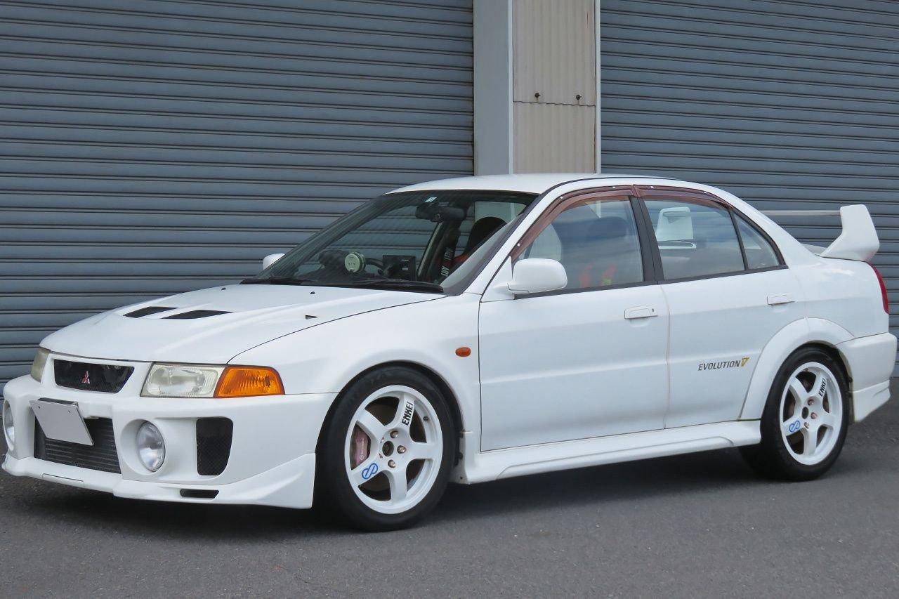 1998 Mitsubishi Evolution GSR