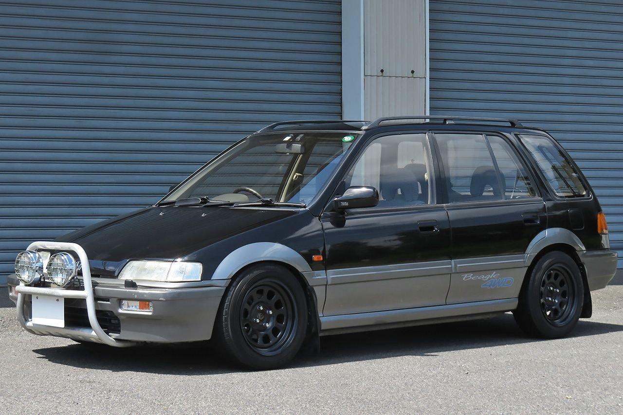 1995 Honda Civic Shuttle