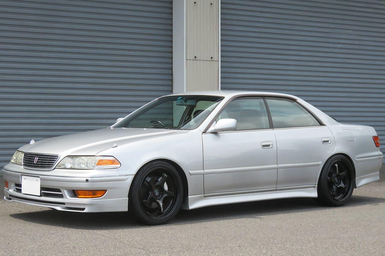 1996 Toyota Mark II Sedan
