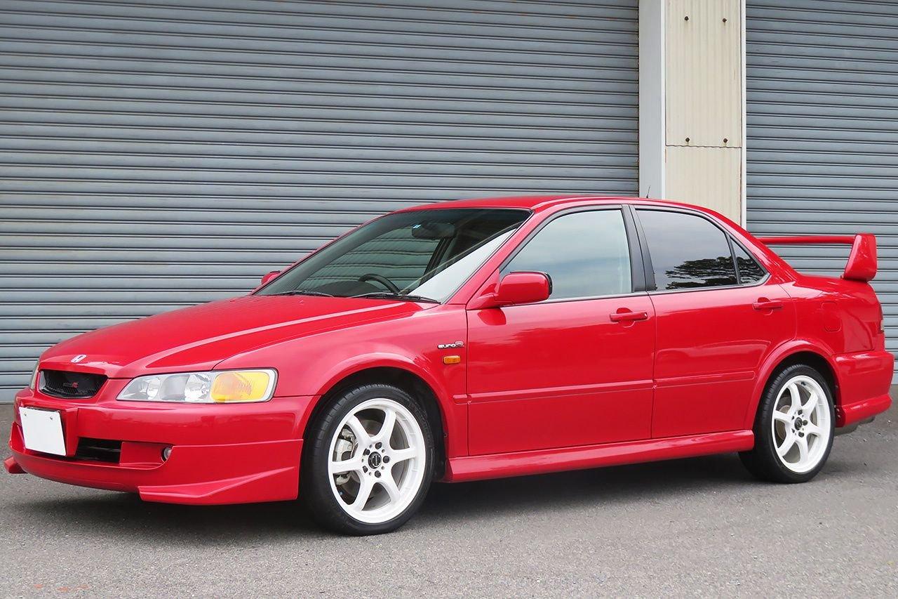 2000 Honda Accord Euro R