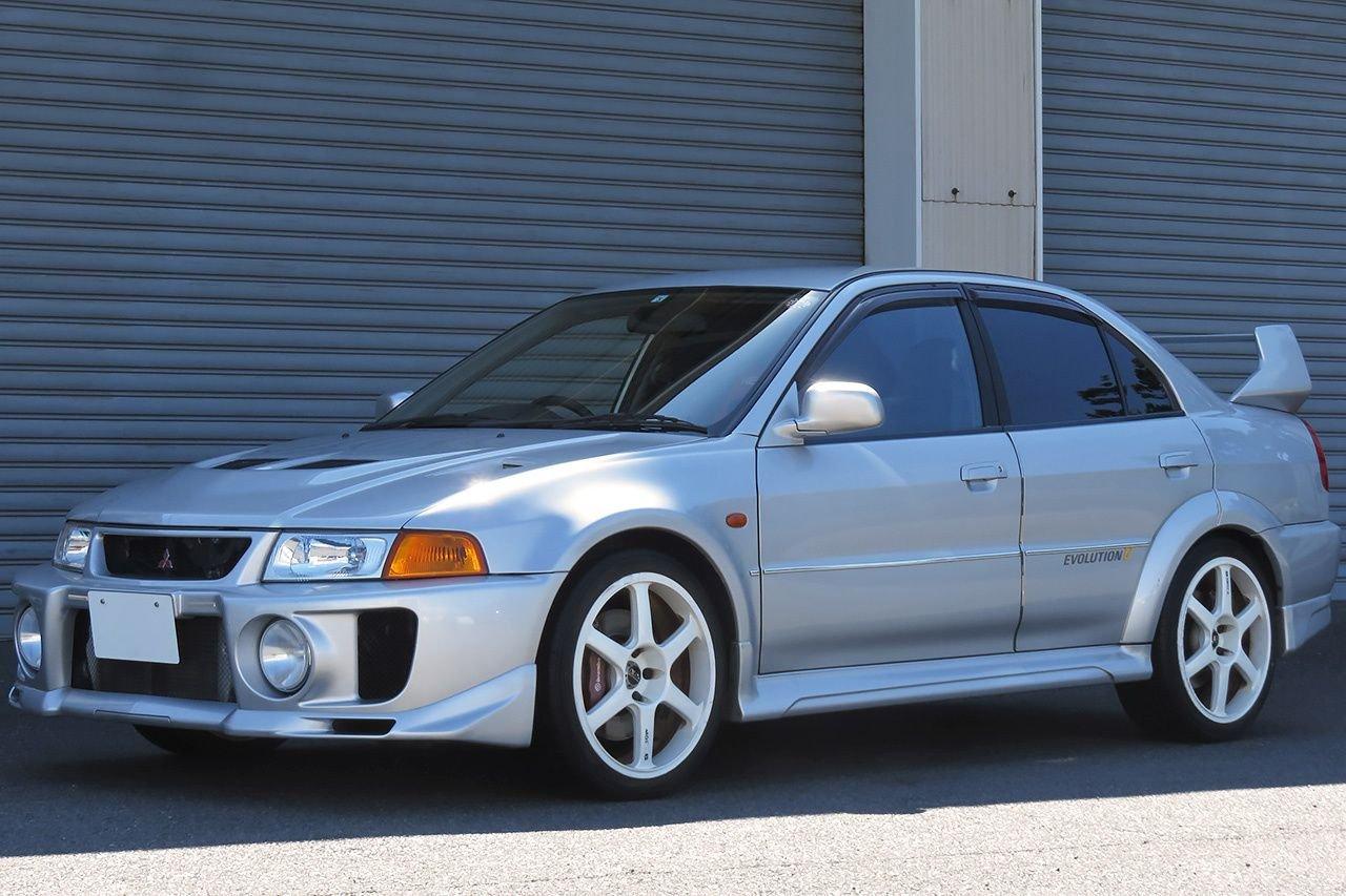 1998 Mitsubishi Lancer Evolution