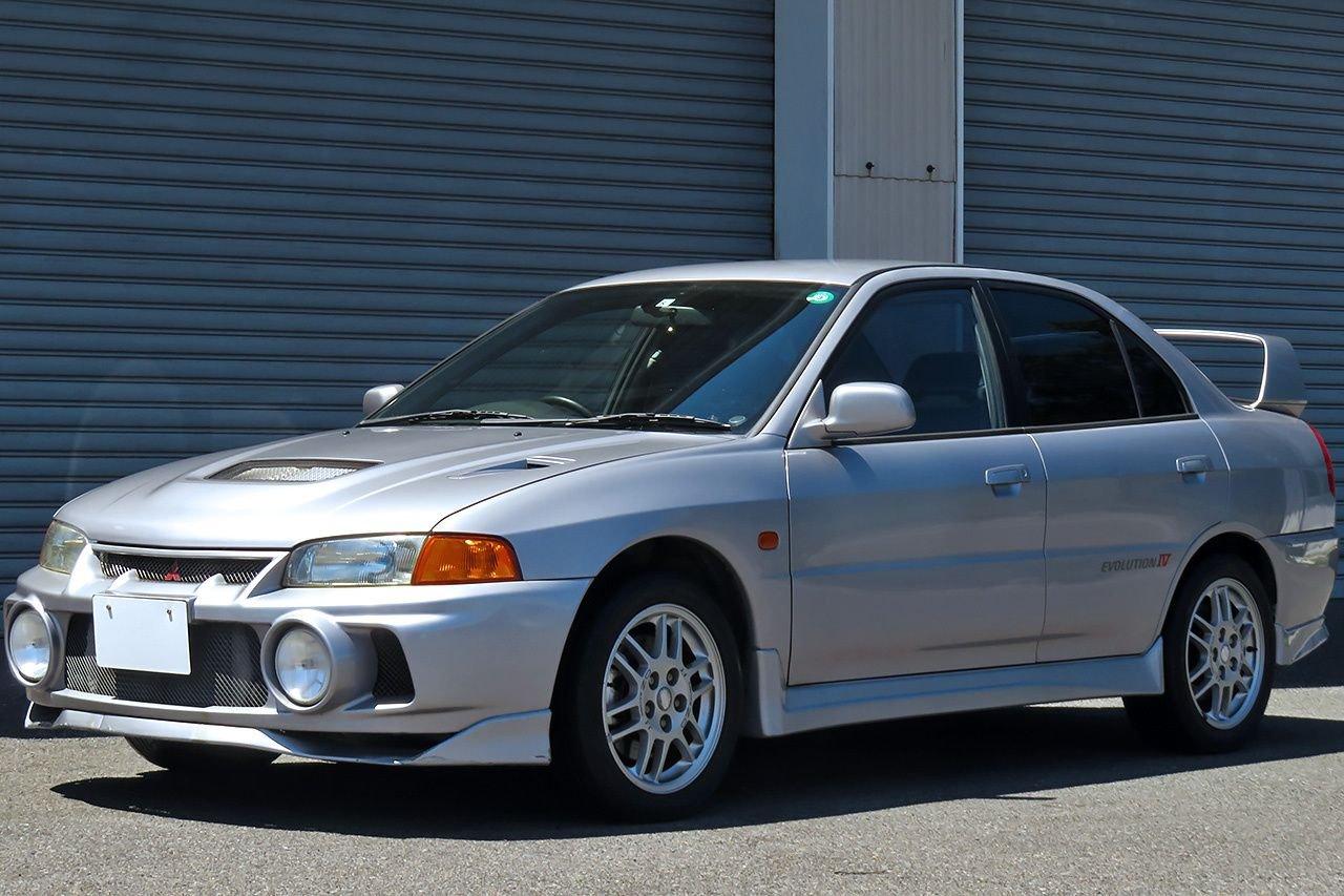 1997 Mitsubishi Lancer Evolution