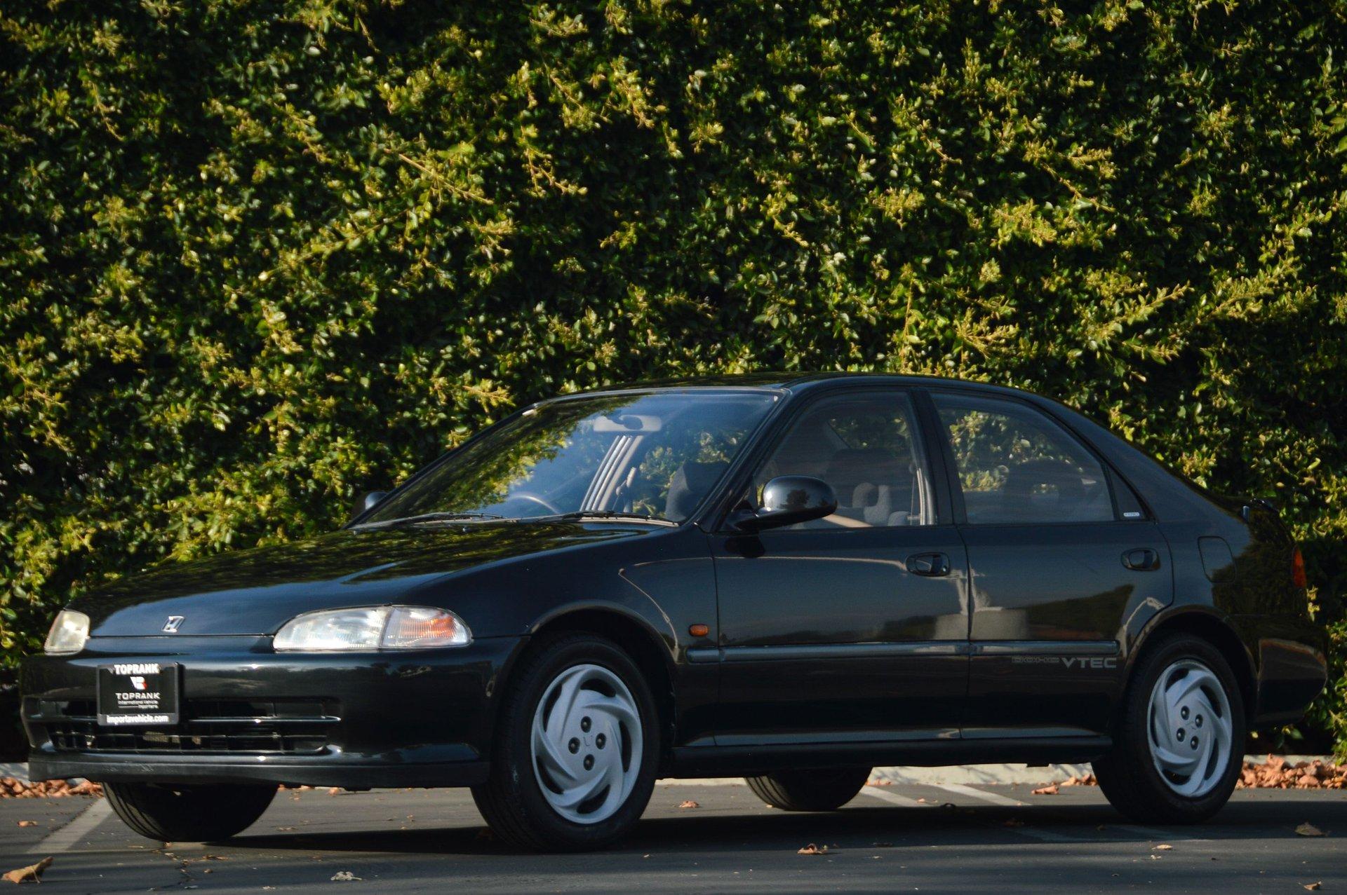 1994 Honda Civic Ferio