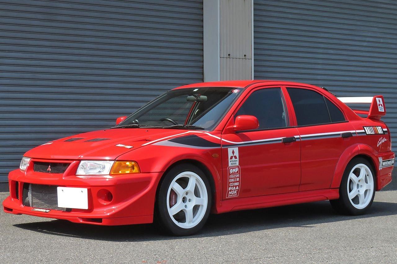 2000 Mitsubishi Lancer Evolution