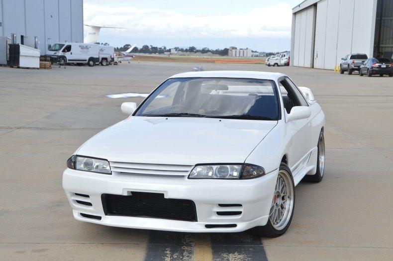 1991 Nissan Skyline For Sale