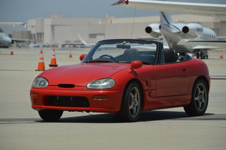 1991 Suzuki Cappuccino For Sale