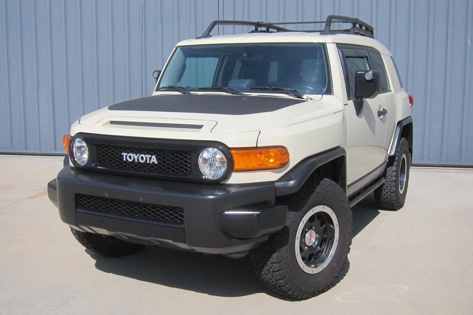 2010 Toyota FJ CRUISER TRAIL TEAM EDITION