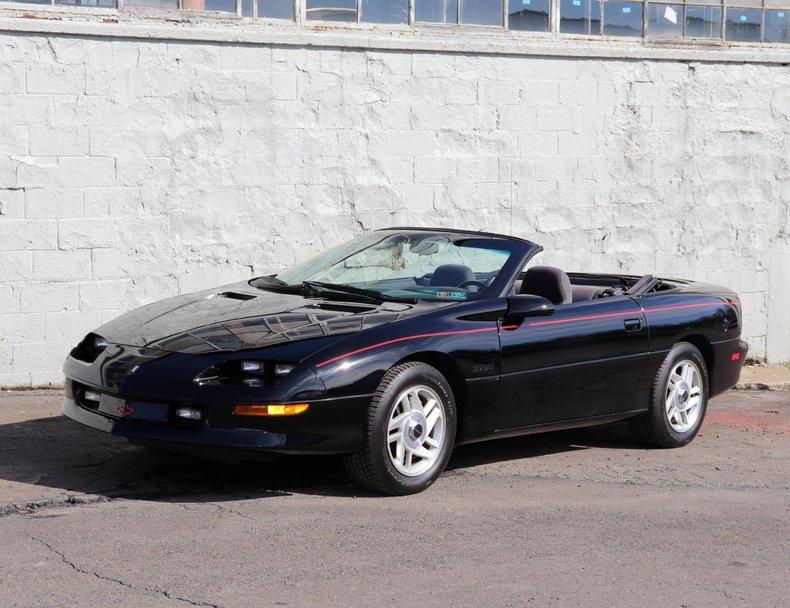 1994 chevrolet camaro z28 horsepower