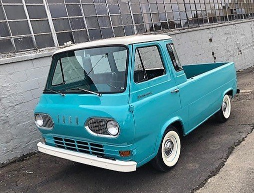 1961 ford e100 pickup