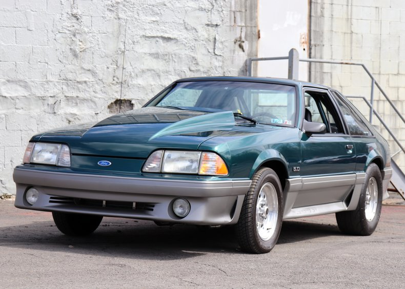 1992 mustang gt ford