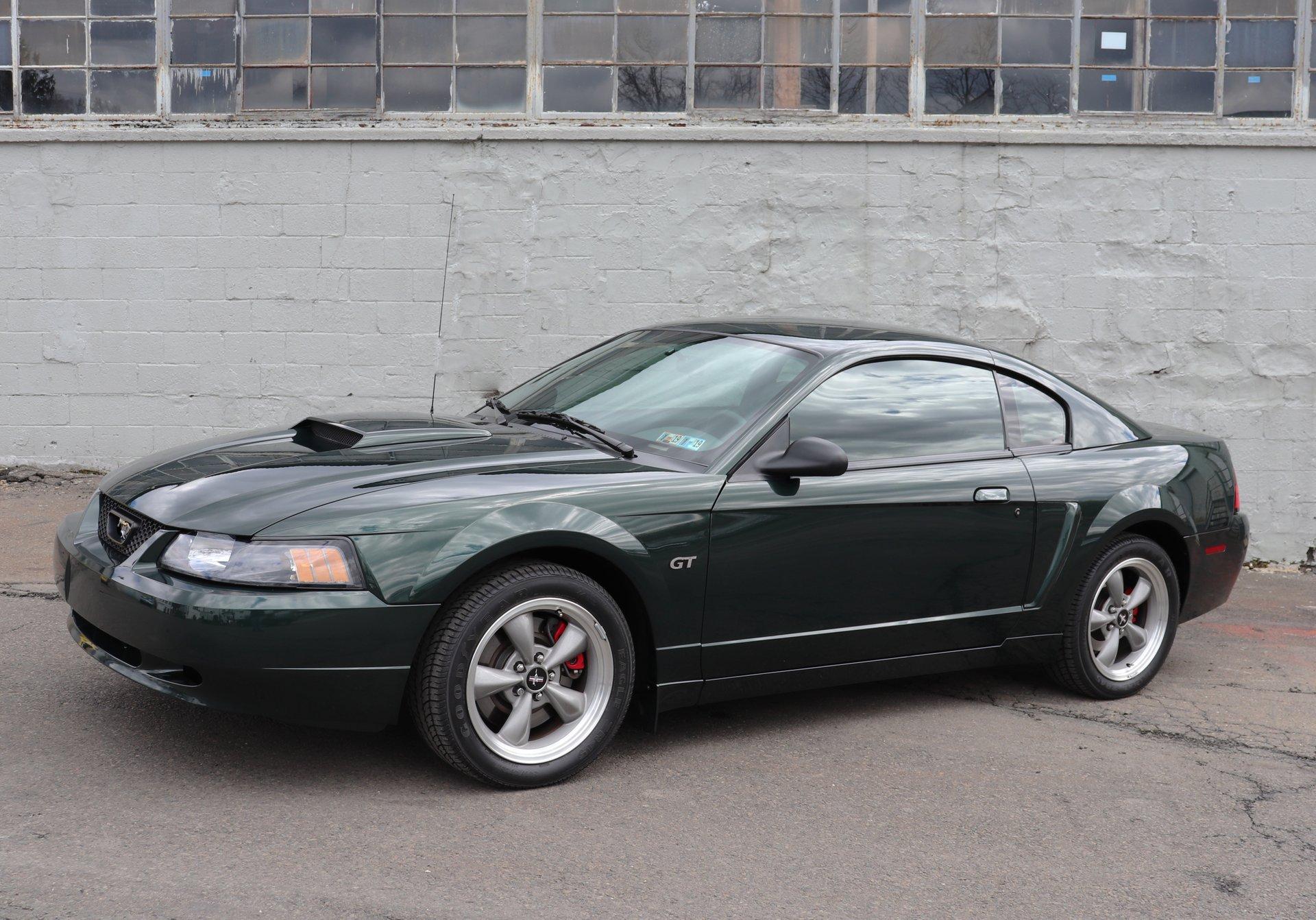 2001 ford mustang bullitt for sale 119286 mcg