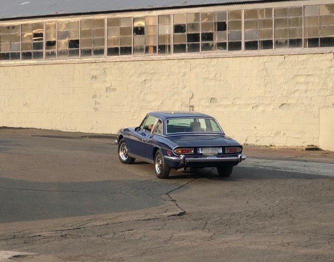 1973 Triumph Stag