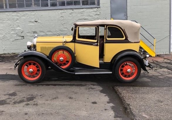 1931 ford model a 400a