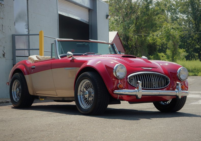 1962 Austin-Healey Sebring For Sale