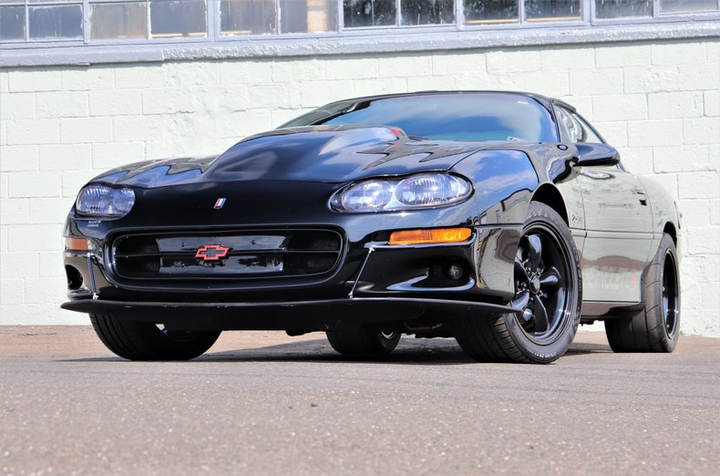 1998 Chevrolet Camaro Z28 For Sale