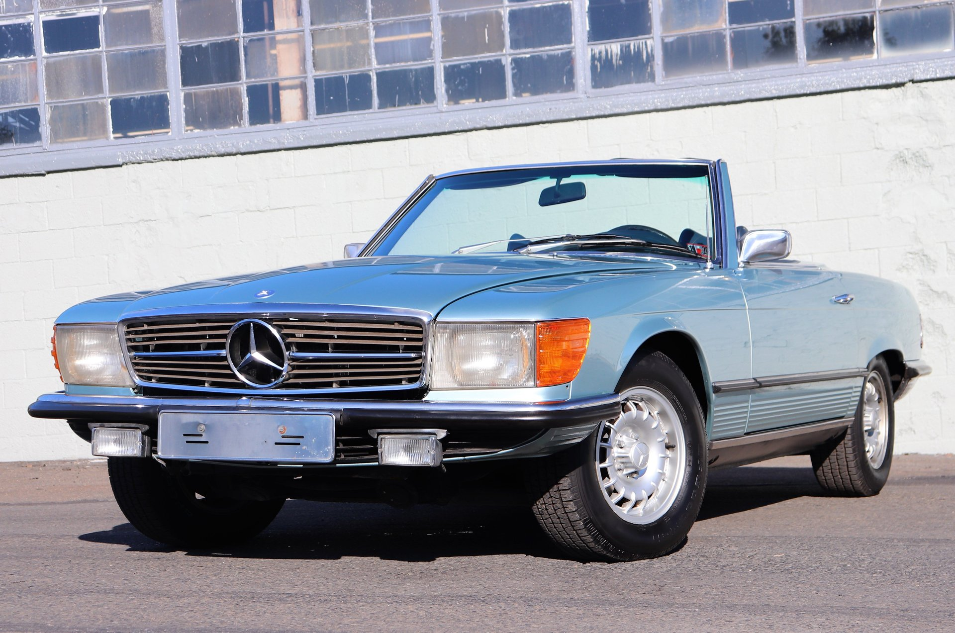1971 mercedes benz 350sl