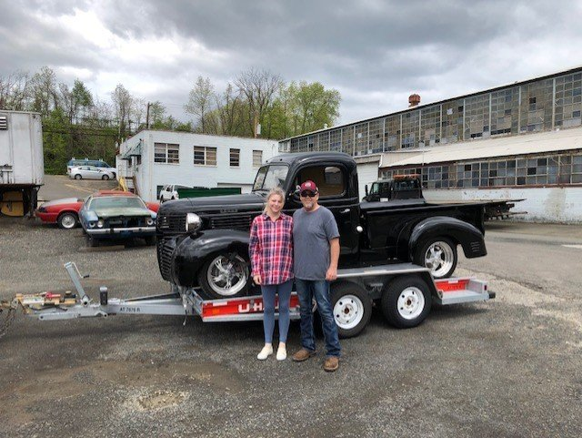 1947 dodge 1 2 ton pickup