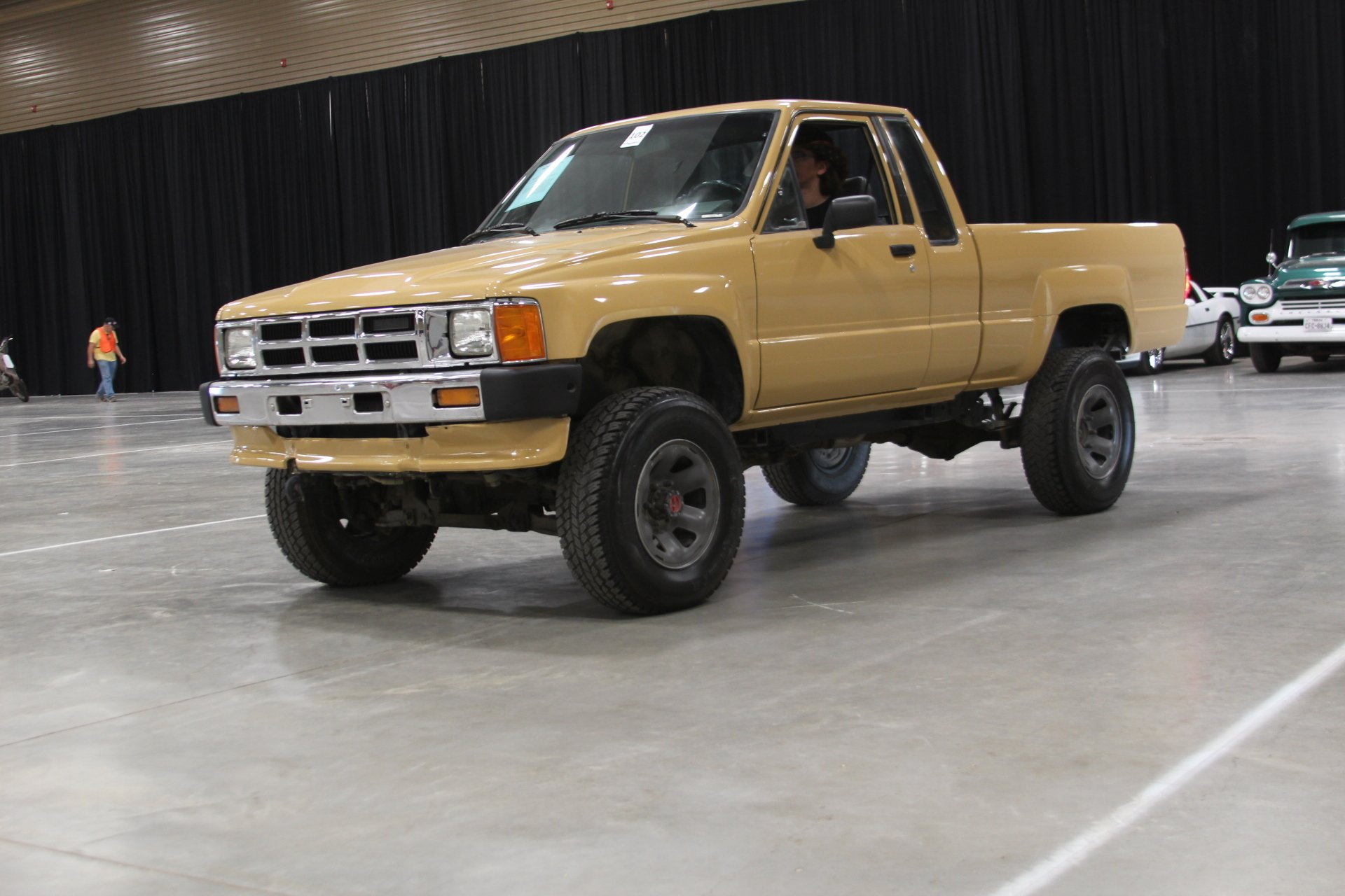 1988 toyota xtracab history channel six