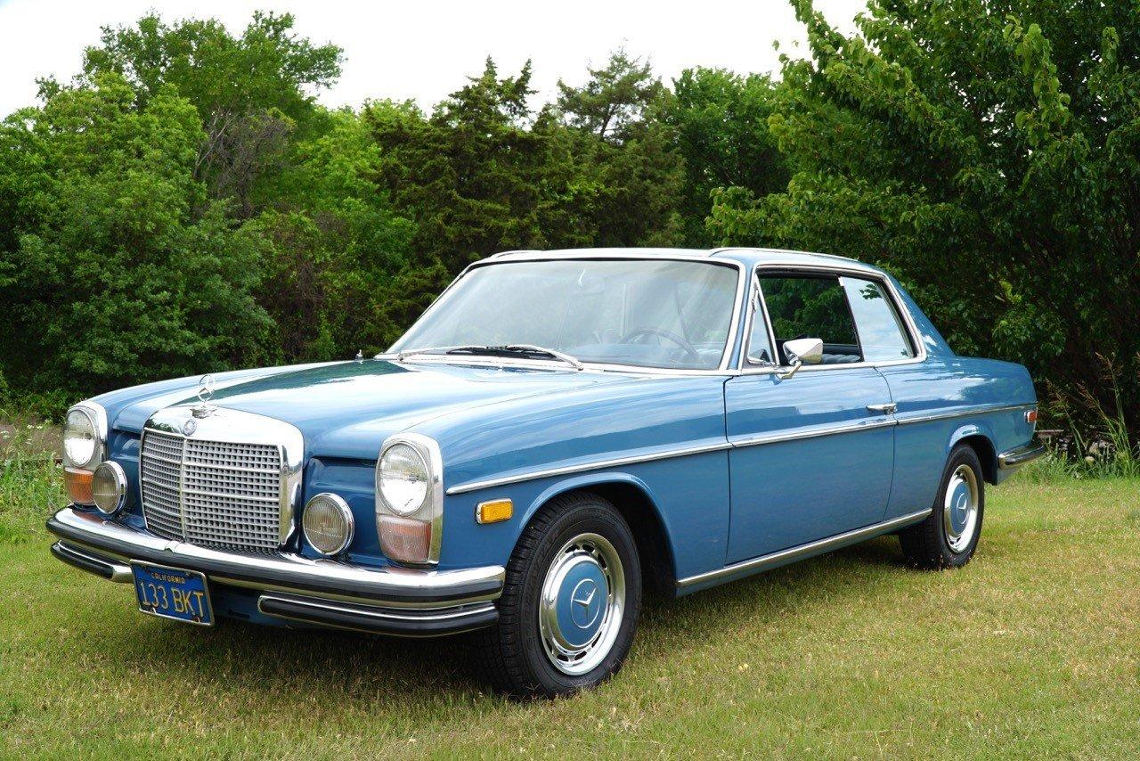 1970 mercedes benz 250c