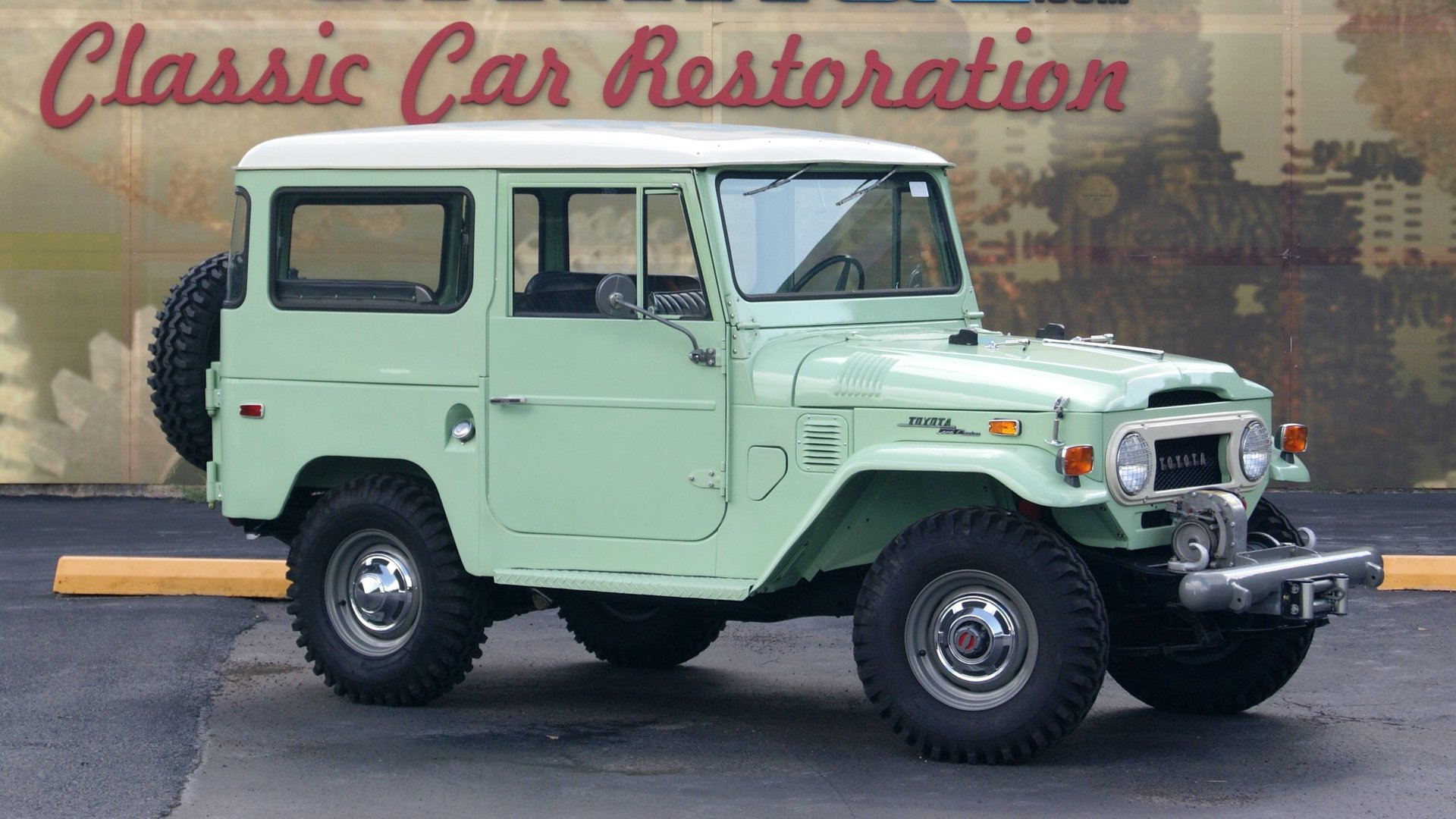 1970 toytota land cruiser fj40