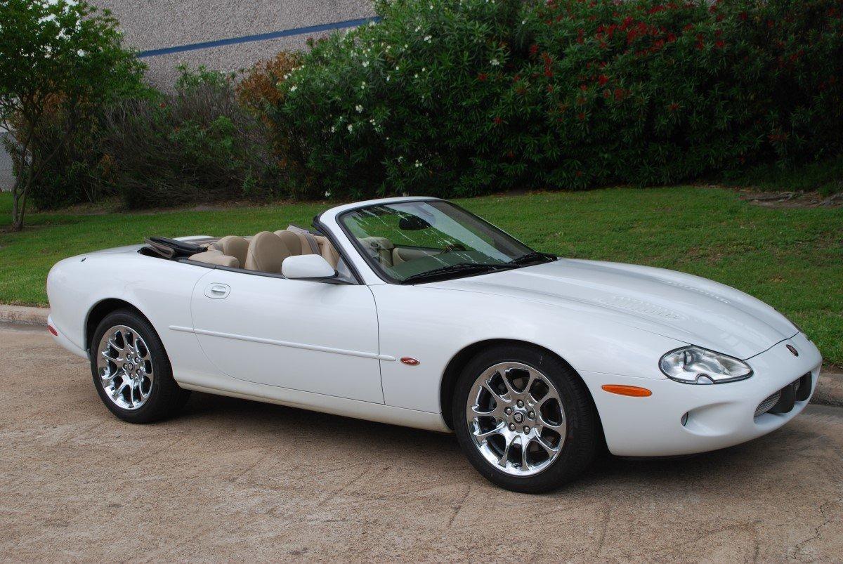 2000 jaguar xk8 r supercharged