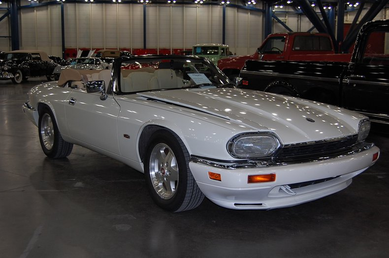 1995 Jaguar 2+2 XJS
