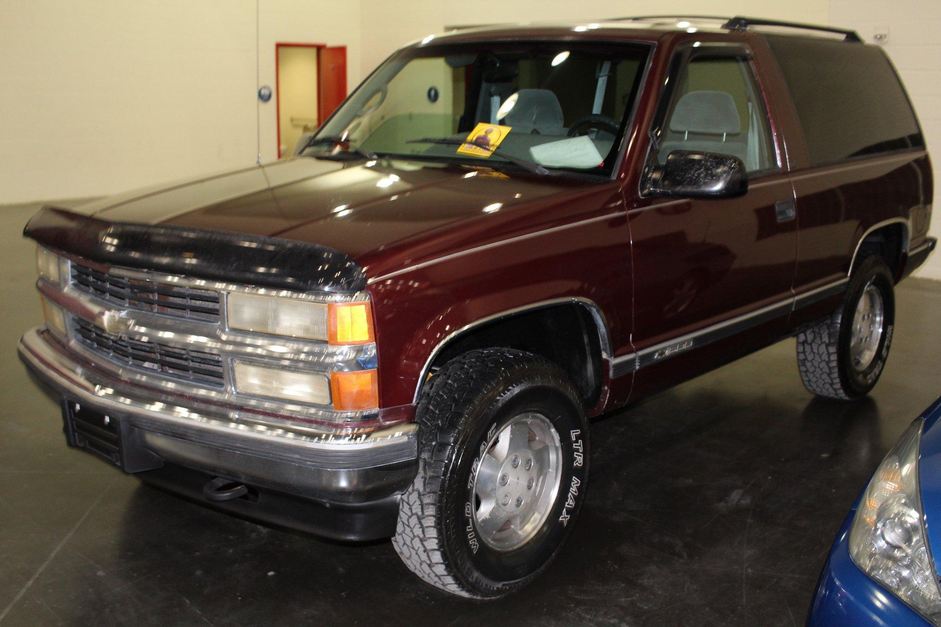 1995 chevrolet tahoe 1500